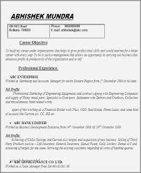Resume Profile Examples Restaurant Manager New Restaurant Manager