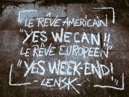 2017 03 Yes Weekend Street Art La Vie Est Triste Sans Artistes