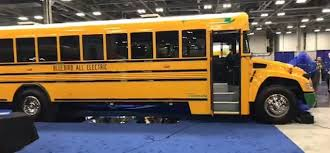 Blue Bird Vision Electric Type C School Buses Available From Next Year