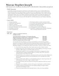 Medical Assistant Summary For Resume Samples Of Professional Summary