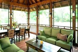 furniture for screened in porch. Furniture For Screened In Porch Placement On .