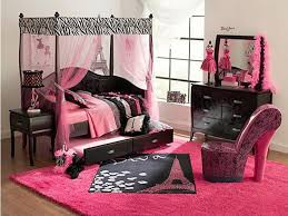 pink black daybed bedding suede with cozy pink rug and black dresser