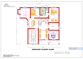 bedroom sq ft house plans 1000 ft 500 modern 4 3 ranch simple