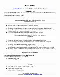 Resume Career Objective Statement Career Objective Resume Examples Inspirational Resume Objective 7