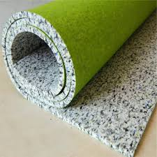 carpet underlay roll. premium quality carpet underlay 8mm thick industrial stairs floors roll l