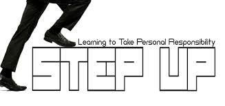 how to take personal responsibility