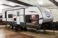 new 2019 xle lite 25tfc toy hauler travel trailer with outdoor kitchen