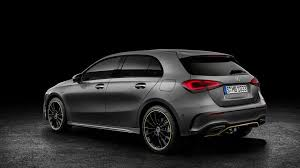 The cabin is spacious and flexible. 2019 Mercedes Benz A Class Is Hatch Tastic Roadshow Page 97