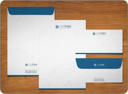 Branded Corporate Envelope