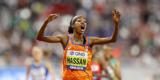 Sifan Hassan Wins Unprecedented World Championship Double