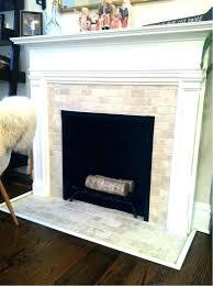 refacing fireplace fireplace refacing reface fireplace with tile subway tile fireplace refacing brick fireplace with slate tile refacing