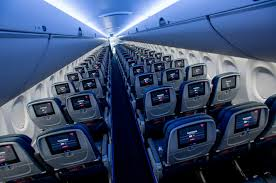 Photos Delta Completes First Boeing 767 400 Cabin