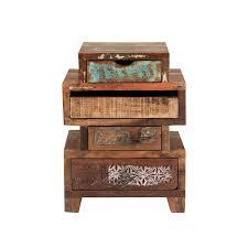 Kommode Reclaim 10031 Aus Massivholz Im Vintage Style Holzmöbel