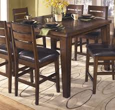 shley furniture dining room sets dorable ideas shley furniture larchmont dining room counter erfly extension table