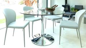 semi circle kitchen table circular tables half round dining cool semi circle glass dining table