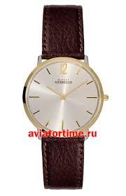 Швейцарские <b>часы MICHEL HERBELIN 17015</b>-<b>T12MA</b>.<b>SM</b> Classic