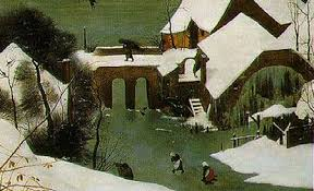bruegel s hunters in the snow talk for terrain gallery  aesthetic realism consultant nancy huntting