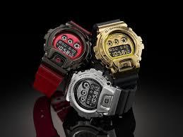 Ra mắt bộ sưu tập đồng hồ Casio G Shock GM-6900 kim loại – Mặt số điện tử |  Thông tin đồng hồ Casio