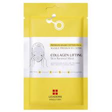 Leaders Insolution <b>Collagen</b> Lifting Skin <b>Renewal Mask</b> | Leaders ...