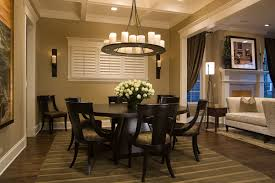 decorating your dining room. Round Dining Table To Decorate Your Home Decorating Room