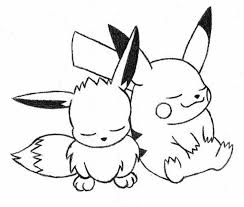 Small Picture Pokemon Coloring Pages Eevee Free Android Coloring Pokemon