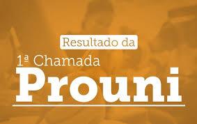 Resultado de imagem para Prouni 2018: resultado da primeira chamada do 2º semestre é divulgado