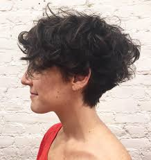 Great Haircuts For Curly Short Hair