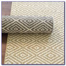 grey jute rug next
