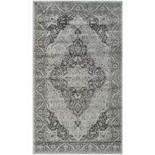 safavieh vintage light blue viscose rug 3 x 5 l154844057 home design rugs oriental multi distressed