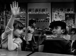 Sable Elementary School Bonnie Mattison raises her hand to... News ...