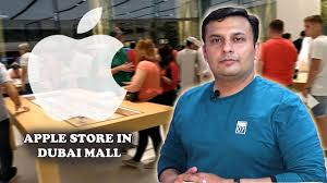 apple in dubai mall emirates
