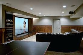 Rustic Basement Ideas Rustic Basement Ideas With Home Theater