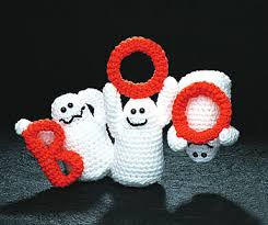 Halloween Crochet Patterns Beauteous Spooky And Crafty Crochet Halloween Decorations
