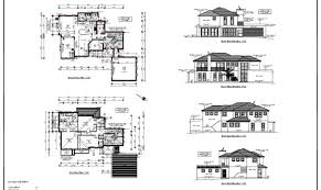 modern home architecture blueprints. Contemporary Blueprints Modern Home Architecture Blueprints Intended A