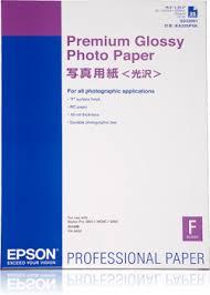 <b>Premium Glossy Photo Paper</b>, DIN A2, 255g/m², 25 sheets - Epson