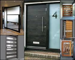 mid century modern front doorsMid Century Modern Exterior Doors  Dream Home  Pinterest