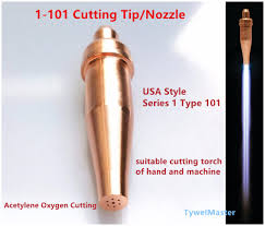 Us 57 24 5 Off Cutting Tips Usa Style 10pcs 1 101 Size 000 8 Available Cutting Nozzles For General Purpose Oxygen Acetylene Cutting In Welding