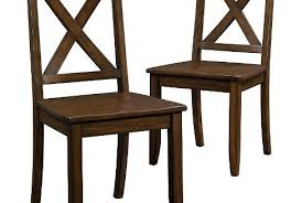 best home ideas eye catching x back dining chairs at chair with metal accents set