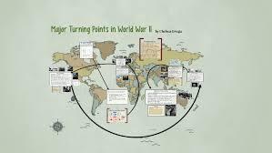 Major Turning Points In World War Ii By Chelsea Ortega On Prezi