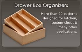 ... Drawer Box Organizers and Inserts ...
