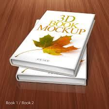 3d book mockup by srvalle on deviantart 3d book cover mockup template sharetemplates