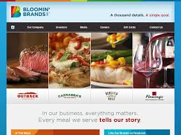 bloomin brands pany profile office locations jobs key people bloomin brands gift card