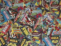 Marvel Comic Bedroom Comic Book Bedroom
