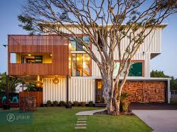 shipping container building australia. shipping-container-luxury-home-in-brisbane shipping container building australia port containers