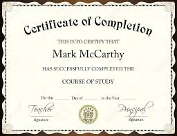 Microsoft Office Training Certificate Ms Office Certificate Template Free Download Template Design