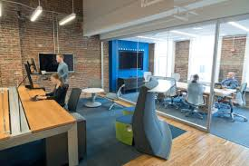 improving acoustics office open. An Allsteel Installation Showing Beyond Walls And Hedge At Barbaricum In Washington, D.C. Image Courtesy Improving Acoustics Office Open R