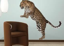 pd92 leopard wall decal sticker top
