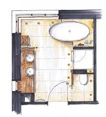 Badezimmer Grundrisse
