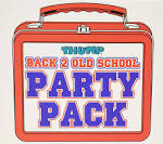 Old School Party Pack