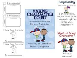 best character education images character trait  this unit includes an original story to introduce good character an i have